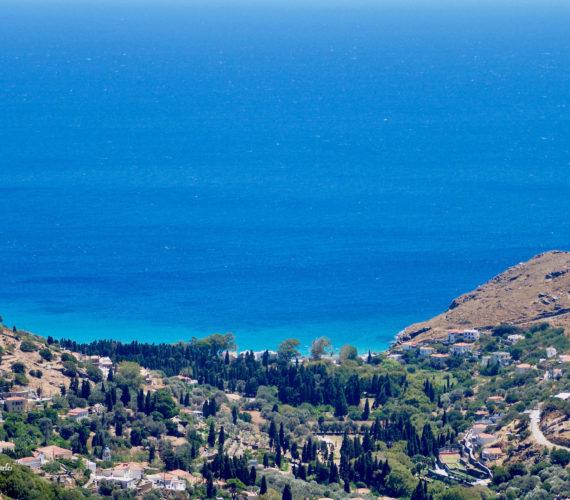 Gyalia beach